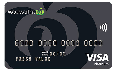 Woolworths Everyday Platinum Credit Card