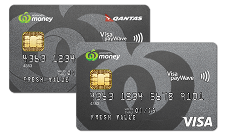 Woolworths Platinum Credit Cards